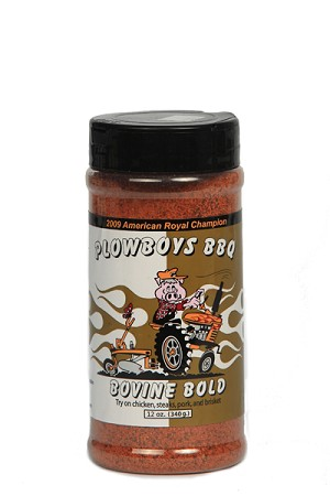Plowboys Bovine Bold Rub (14 oz)